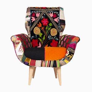 Chaise pour Enfant Mini Flower Power de Bokja
