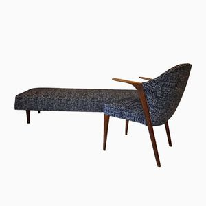 Danish Daybed & Armchair, 1950s