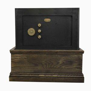 Vintage French Safe from Haffner