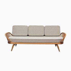 Vintage British Daybed by Lucian Ercolani for Ercol Studio