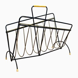 Asymmetrical Magazine Rack, 1950s