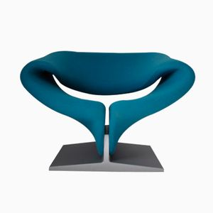 Vintage Ribbon Chair by Pierre Paulin for Artifort