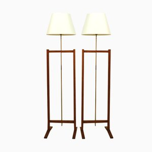 Stehlampen von Josef Frank für Svenskt Tenn, 1960, 2er Set