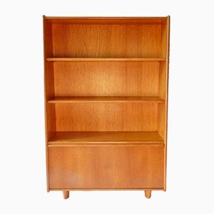 Mid-Century Model BE-03 Oak Bookcase Secretaire by Cees Braakman for Pastoe