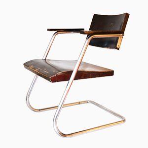 Bauhaus ST3 Stuhl von Kalman Lengyel für Thonet, 1930er