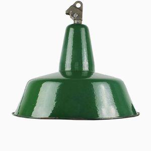 Lampe d'Usine Mid-Century Modèle OBs3 de Wilkasy A23