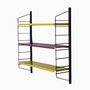 Dutch Shelving Unit by Adriaan Dekker for Tomado, 1960s