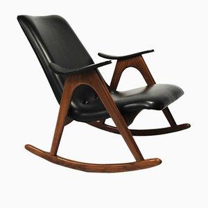Rocking Chair par Louis van Teeffelen pour Webe, 1960s
