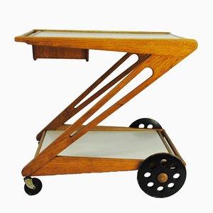 Chariot Moblio Vintage par Cees Braakman pour Pastoe