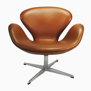 Swan Chair by Arne Jacobsen for Fritz Hansen, 1966