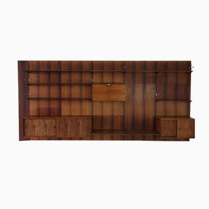 Danish Rosewood Wall Unit by Finn Juhl for Bo-Ex, 1960s