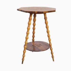Vintage Jerusalem Side Table