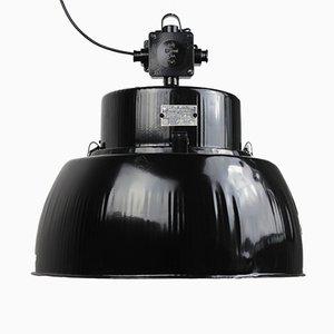 Vintage Black Model ORP-125E Pendant Lamp from Predom-Mesko