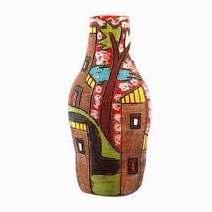 Vintage Italian Large Vase by Fratelli Fanciullacci