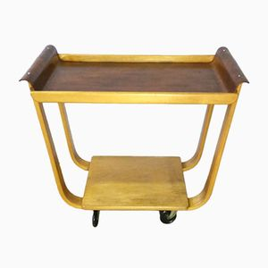 Vintage PB01 Rolo Serving Trolley by Cees Braakman for Pastoe