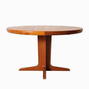 Danish Extendable Teak Dining Table from VV Møbler Spøttrup, 1970s