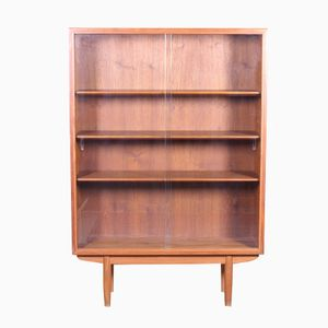Danish Teak Bookcase by Børge Mogensen, 1960s