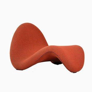 Vintage Tongue Stuhl von Pierre Paulin für Artifort, 1960er