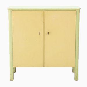Pastellfarbene Kommode, 1950er