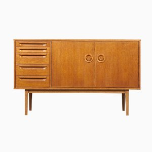 Mid-Century Oak Sideboard by Mart Stam for Pastoe
