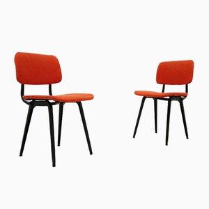 Revolt Stühle von Friso Kramer für Ahrend de Cirkel, 1971, 2er Set