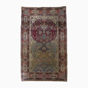 Large Isfahan Rug, 1920s