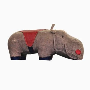 Hippo Children's Stool by Renate Müller, 1960s