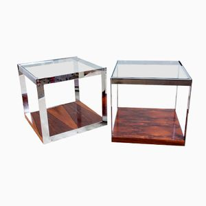 Side Tables from Merrow Associates, 1960s, Set of 2