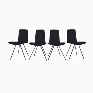 Chairs by Hans Bellmann for Horgen Glarus, 1950s, Set of 4