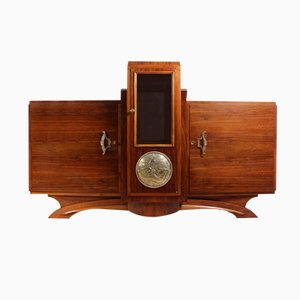 Large Art Deco French Sideboard, 1920s