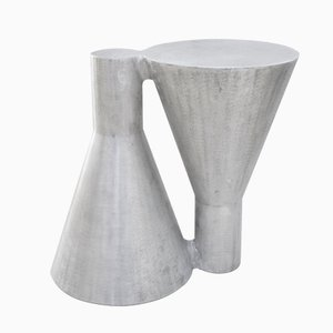 Ovo-ovO Palindromic Side Table by Ida Elke for Elkeland