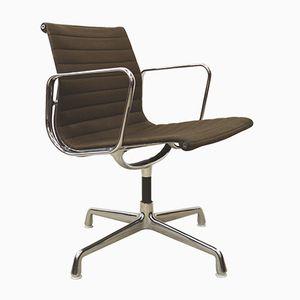 EA108 Alu Bürosessel von Charles & Ray Eames für Herman Miller, 1970er