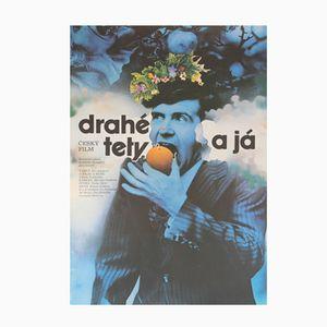 Poste de Film Drahe Tety a Ja, 1974