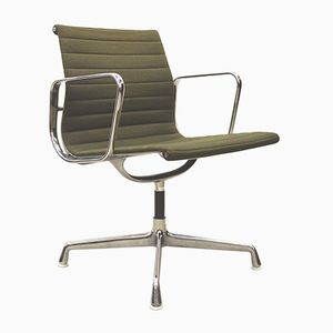 EA107 Alu Office Chair by Charles & Ray Eames for Herman Miller, 1970s