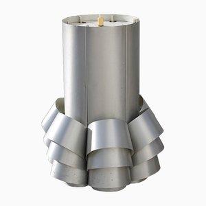 Aluminium Deckenlampe von Hans-Agne Jakobsson für AB Markaryd, 1970