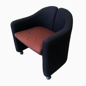 PS142 Sessel von Eugenio Gerli für Tecno, 1966