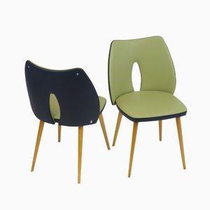 Cocktail Stühle von PMP, 1956, 2er Set