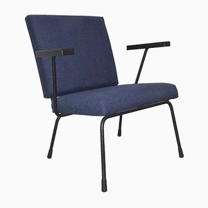 1407 Lounge Chair by Willem Rietveld and Andre Cordemeyer for Gispen, 1957