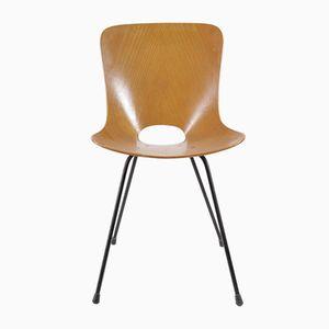 Medea Variante Chair by Vittorio Nobili for Fratelli Tagliabue, 1955