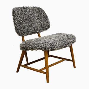 Easy Chair Vintage Te-Ve par Alf Svensson pour Ljungs Industrier