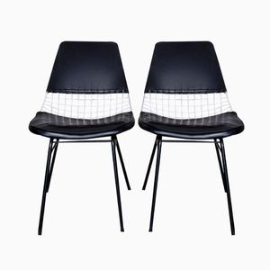 Side Chairs by Cees Braakman for UMS Pastoe, 1950s, Set of 2