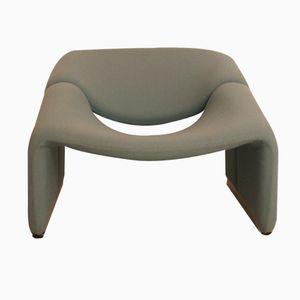 chaises de jardin boston par pierre paulin pour herny massonnet stamp 1988 set de 4 en vente. Black Bedroom Furniture Sets. Home Design Ideas