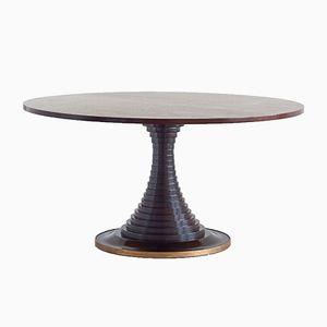 Italian Rosewood Dining Table by Carlo de Carli for Sormani, 1963