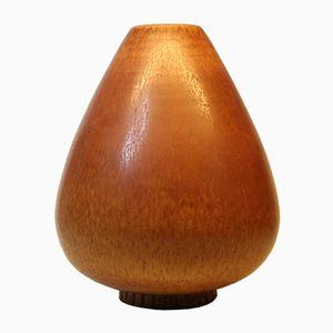 Steingut Vase von Gunnar Nylund für Rörstrand