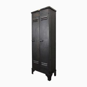 Two-Door Industrial Wardrobe from Strafor