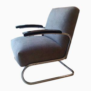 Bauhaus S411 Sessel von Michael Thonet für Thonet, 1930er