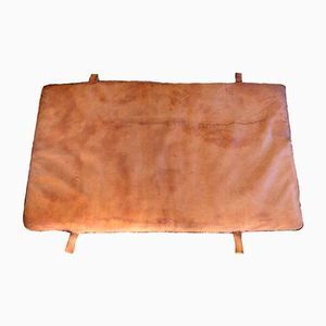 Vintage Leather Gym Mat, 1950s