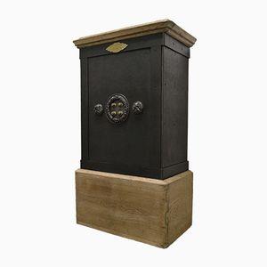 Französischer Vintage Safe von Haffner