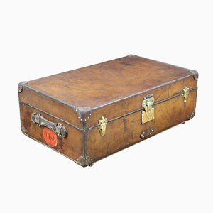 Antique Leather Cabin Trunk from Louis Vuitton, 1900