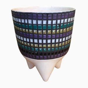 Molar Vase von Roger Capron, 1950er